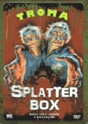 Troma Splatter Box - 4-Disc Ultrasteel Edition (DVD uncut)